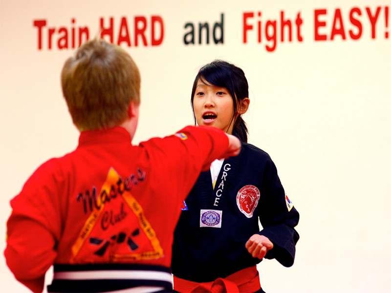 kids martial arts training in Mountlake Terrace